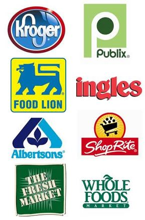 Grocery Stores Our Printable Grocery Coupons Work With